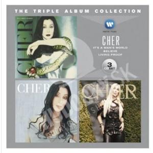 Cher - Triple Album Collection len 14,99 €