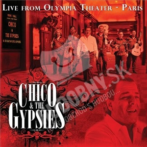 Chico & The Gypsies - Live from Olympia Theater: Paris len 24,99 €