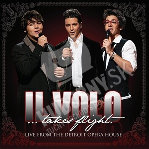 Il Volo - Il Volo Takes Flight: Live from the Detroit Opera House len 13,99 €