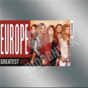 Europe - Steel Box Collection-Greatest Hits CD len 29,99 €