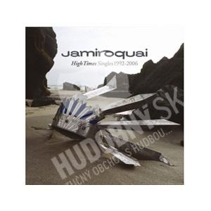 Jamiroquai - High Times: Singles 1992 - 2006 len 8,99 €