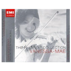 Vanessa Mae - The Platinum Collection /The Violin Player, Storm len 39,99 €