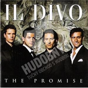Il Divo - Promise len 10,99 €