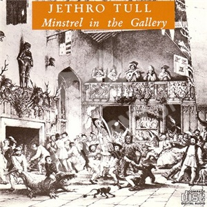 Jethro Tull - Minstrel in the Gallery len 14,99 €
