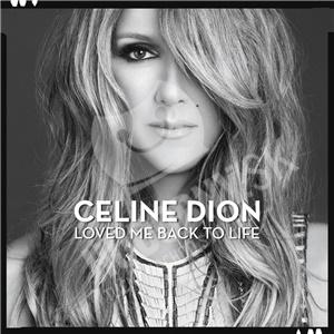 Celine Dion - Loved Me Back To Life len 12,99 €