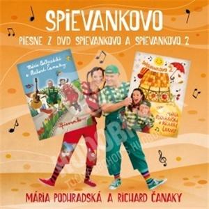 Podhradská & Čanaky - Piesne z DVD Spievankovo a Spievankovo 2 len 9,89 €