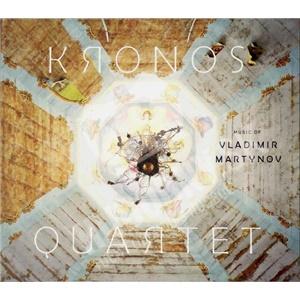 Kronos Quartet - Music Of Vladimir Martynov len 13,99 €