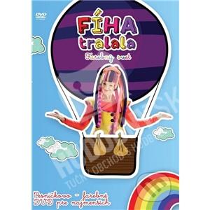 Fíha Tralala - Farebný svet (DVD) len 12,49 €