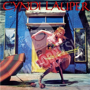 Cyndi Lauper - She's So Unusual len 12,99 €