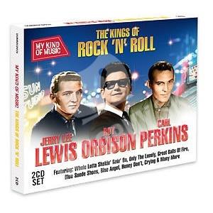 Jerry Lee Lewis, Roy Orbison, Carl Perkins - The Kings of Rock'n'Roll len 12,99 €