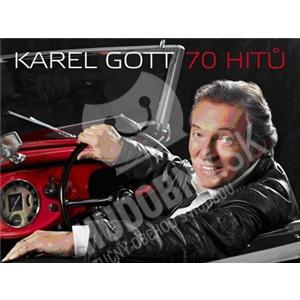 Karel Gott - 70 hitů - Když jsem já byl tenkrát kluk (3CD) len 13,69 €