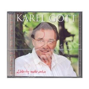 Karel Gott - Lidovky mého srdce len 9,89 €