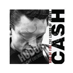 Johnny Cash - Ring Of Fire: The Legend Of Johnny Cash len 14,99 €