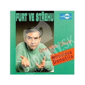 Miroslav Donutil - Furt ve střehu [96] len 12,99 €