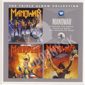 Manowar - The Triple Album Collection len 12,99 €