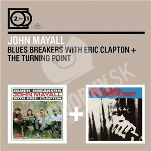 John Mayall - Blues Breakers With Eric Clapton / Turning Point len 24,99 €
