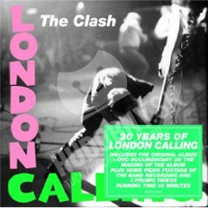 The Clash - London Calling: 30th Anniversary Deluxe Edition len 24,99 €