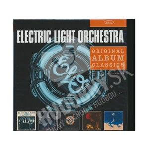 Electric Light Orchestra - Original Album Classics len 24,99 €