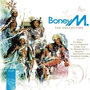 Boney M. - Collection  [3CD] len 17,98 €