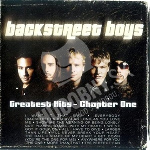 Backstreet Boys - Greatest Hits - Chapter One len 7,99 €