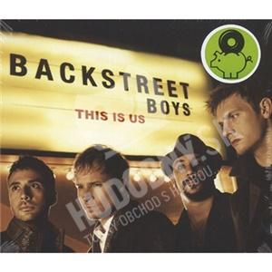 Backstreet Boys - This Is Us len 14,99 €