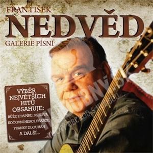 František Nedvěd - Galerie písní len 12,49 €