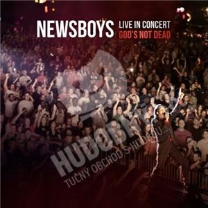 Newsboys - Live in Concert: God's Not Dead len 24,99 €