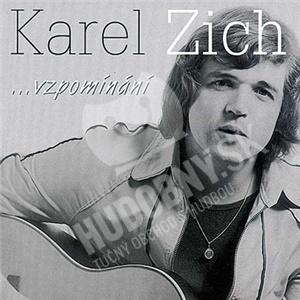 Karel Zich - Vzpomínání len 5,99 €