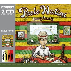 Paolo Nutini - Sunny Side Up / These Streets len 12,99 €