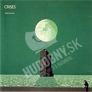 Mike Oldfield - Crisis (Remastered) len 8,49 €