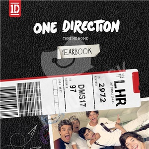 One Direction - Take Me Home (Limited Yearbook Edition) len 19,98 €