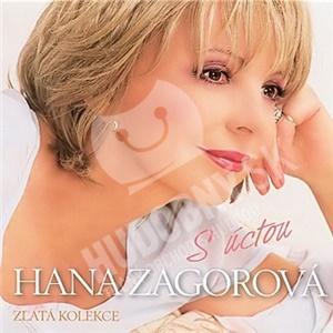 Hana Zagorová - S úctou (Zlatá kolekce) (4CD) len 17,48 €