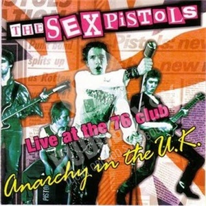 Sex Pistols - 76 Club len 14,99 €
