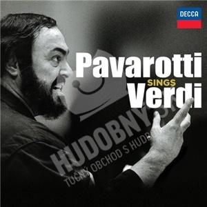 Luciano Pavarotti - Pavarotti Sings Verdi (Limited Deluxe Edition) len 27,99 €