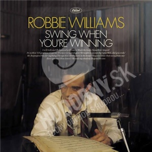 Robbie Williams - Swing When You're Winning len 11,99 €