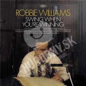 Robbie Williams - Swing When You're Winning len 12,99 €