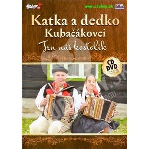 Katka a dedko Kubačákovci - Katka a dedko Kubačákovci - Ten náš kostolík len 9,99 €