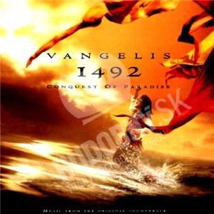 Vangelis - 1492: Conquest of Paradise len 7,99 €