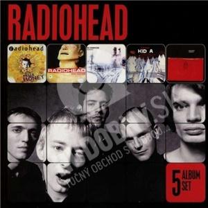 Radiohead - 5 Album Set od 129,99 €