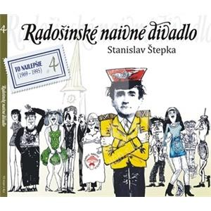 Radošinské naivné divadlo - To najlepšie 4 - Vygumuj a napíš / Delostrelci na mesiaci len 10,49 €