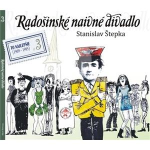 Radošinské naivné divadlo - To najlepšie 3 - Čierna ovca / Ženské oddelenie len 10,49 €