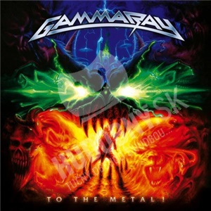 Gamma Ray - To the Metal! len 9,99 €