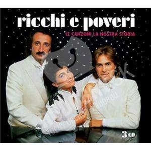 Ricchi E Poveri - Le Canzoni Della Nostra Storia len 24,99 €
