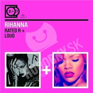 Rihanna - Rated R / Loud len 16,98 €