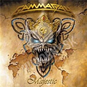 Gamma Ray - Majestic len 24,99 €