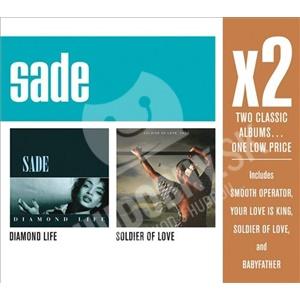 Sade - Soldier of Love & Diamond Life len 29,99 €