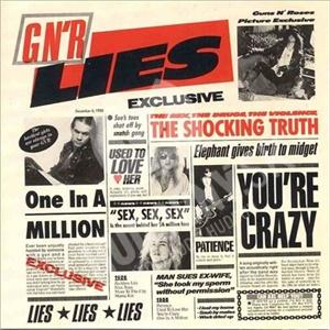 Guns n' Roses - G N' R Lies len 8,49 €