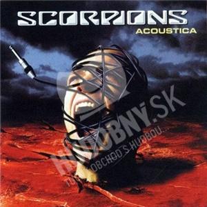 Scorpions - Acoustica len 7,99 €
