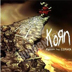 Korn - Follow the leader len 7,99 €