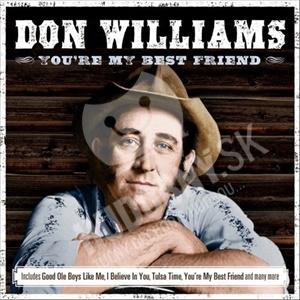 Don Williams - You're My Best Friend len 24,99 €